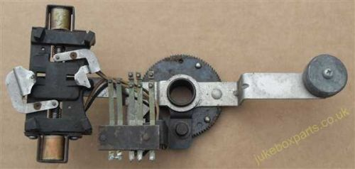 Rock-ola 100 Selection Wiper Arm Assembly (RO204)