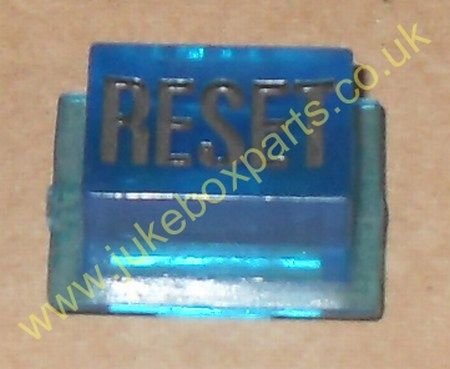 Rock-ola Blue Reset Button (RO241)