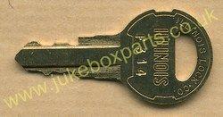 Seeburg F-314 Key