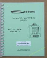 Seeburg Wall-O-Matic Type 3W-1 Installation & Operation Manual