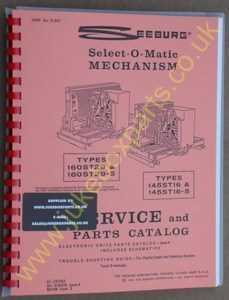 Seeburg Select-O-Matic Manual