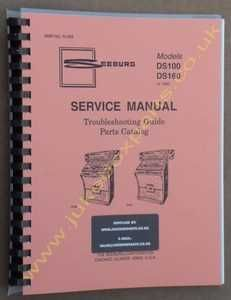 Seeburg DS-100 & 160 Manual