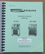 Seeburg W-100 & HF-100G Service & Parts Manual