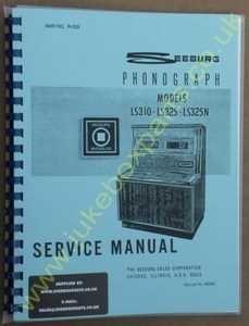 Seeburg LS3 Apollo Manual
