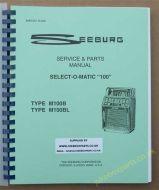 Seeburg M100B M100BL Service & Parts Manual