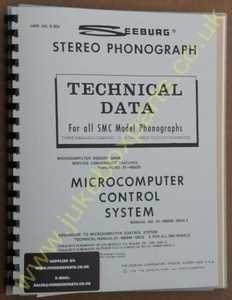 Seeburg SMC 1 , 2, 3 Manual