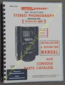 Seeburg Disco SMC1 & ESMC1 Manual (1979)