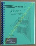 Seeburg SS160 Stereo Showcase Manual