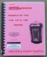 Seeburg 146, 147, 148 Trashcan Manual (1946-48)