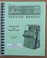 Seeburg V200 & VL200 Manual