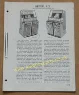 Seeburg Select-O-Matic Models 220 & 222 Information (USM226)