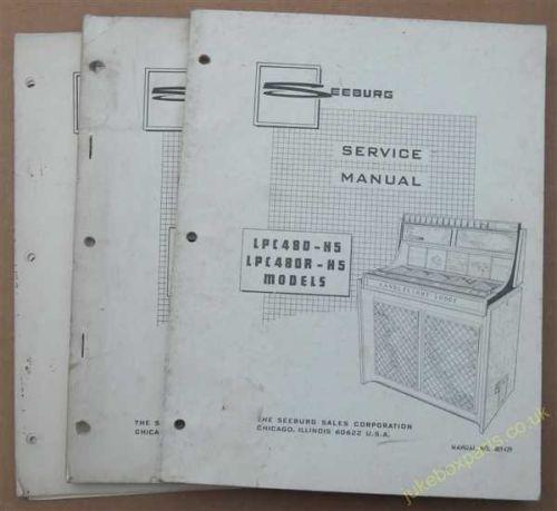 NSM Performer Wall 2000 Users Manual (USM254)