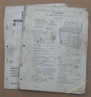 Seeburg LPC1 & LPC1R TechniciansManual & Installation & Operation Manual (USM295)