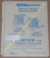 Seeburg Select-O-Matic Service Manual & Parts Catalogue (USM40)