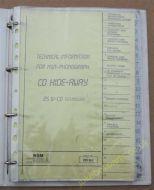 NSMTechnical Manual for CD Hide Away ES1V Technology (USM48)