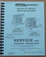 Seeburg Select-O-Matic Service Manual & Parts Catalogue (USM77)