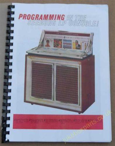 Seeburg LPC1 & LPC1R Service Manual & Parts List (1963-64) (USM91)