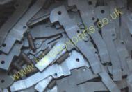 Wurlitzer German Lyric E Type Selector Pins (WP64)